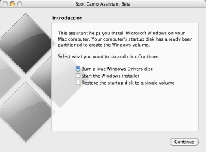 install windows di mac