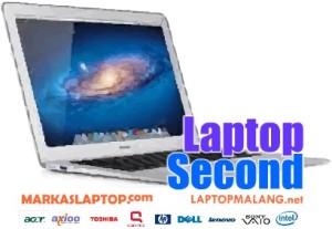jual laptop second - harga laptop bekas