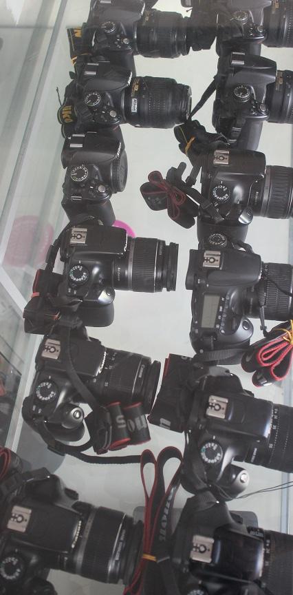toko kamera second