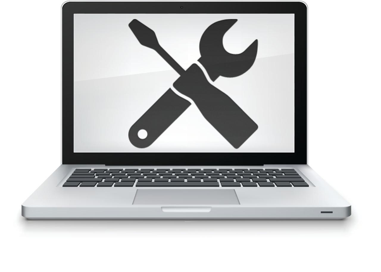 maintenance laptop - mac